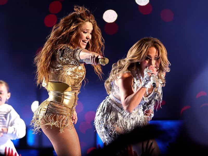 Brillaron en el escenario.
