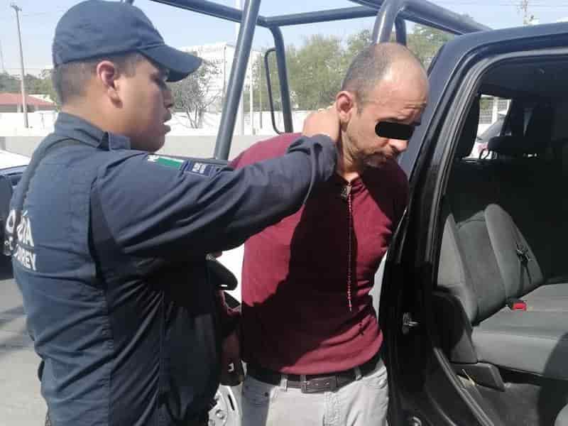 Atrapan en SN a ladrón de autos