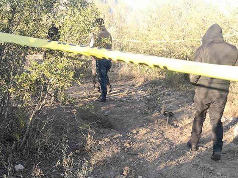Hallan fosas clandestinas en Villaldama y Salinas