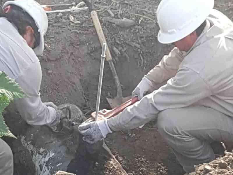 Descubren toma clandestina de Pemex en Pesquería