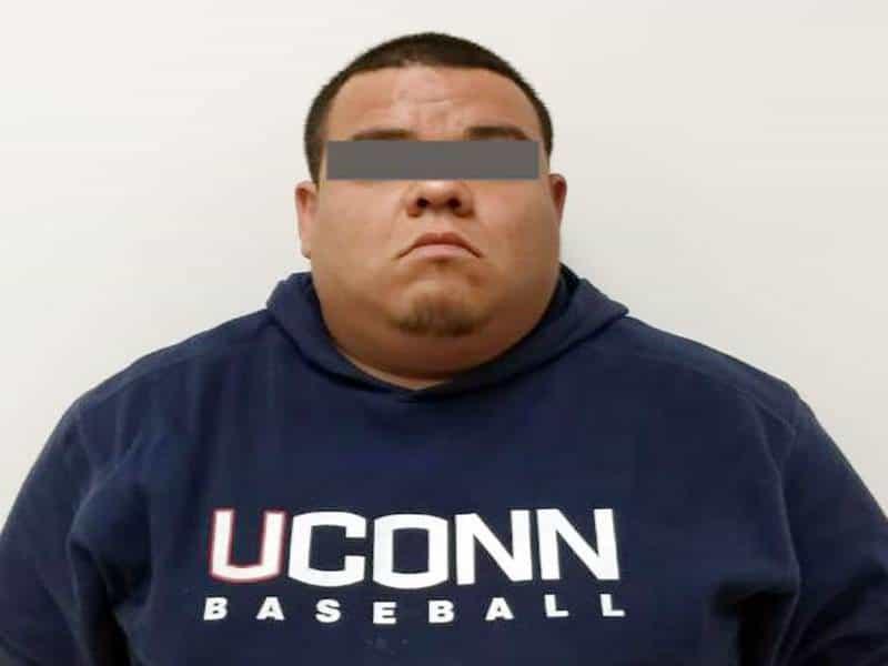 Tenía orden de aprehensión por el delito de homicidio calificado y robo calificado.