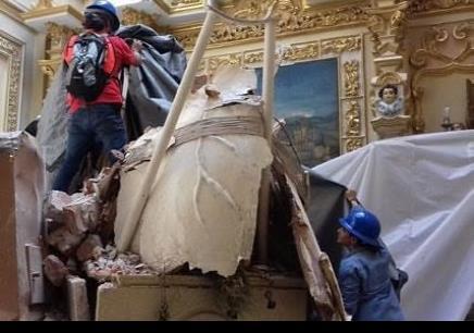 Se cubre México ante eventuales huracanes y terremotos