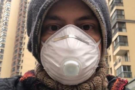 Mexicano en Francia concluye cuarentena por coronavirus