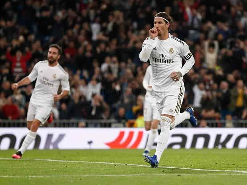 Real Madrid continuó de líder