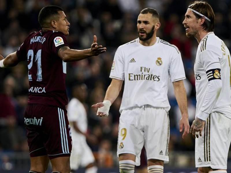 El cuadro vigués se metió al Santiago Bernabéu