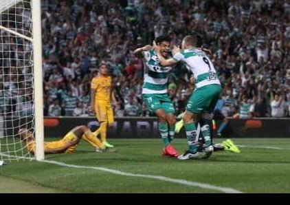 Tigres cae 2-1 frente al Santos en el TSM