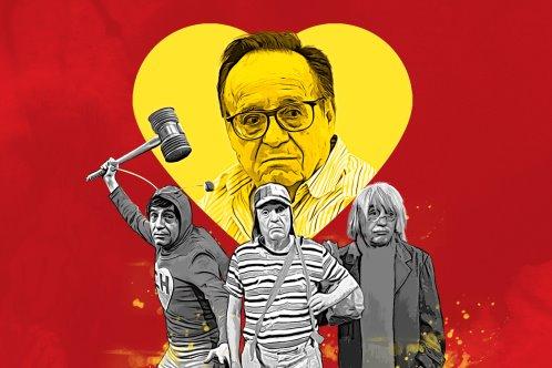 Avanza bioserie de Roberto Gómez Bolaños Chespirito