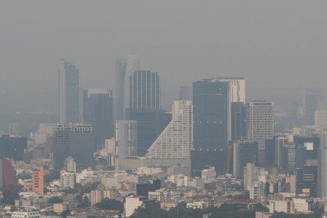 Entra en vigor norma de calidad del aire