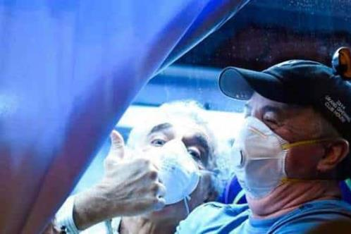Positivo a coronavirus, 14 estadounidenses evacuados