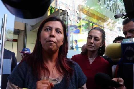 """""""Se tiene que hacer justicia"""", madre de Fátima"""