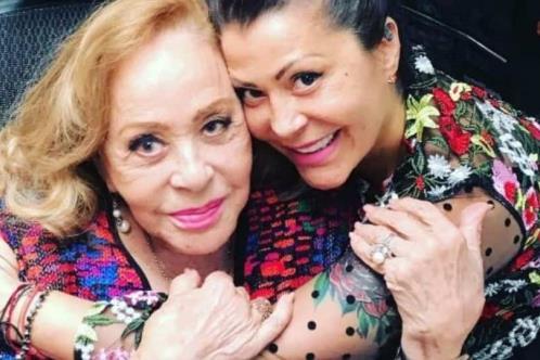 Asegura La Guzmán que hay Silvia Pinal para mucho rato