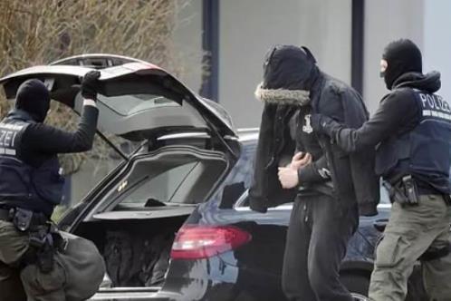 Grupo terrorista alemán de ultraderecha planeaba atentados