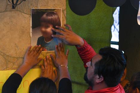 Feminicidio de Fátima genera indignación y dolor
