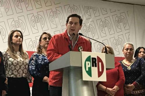 Va PRI por renovación de Consejo Político