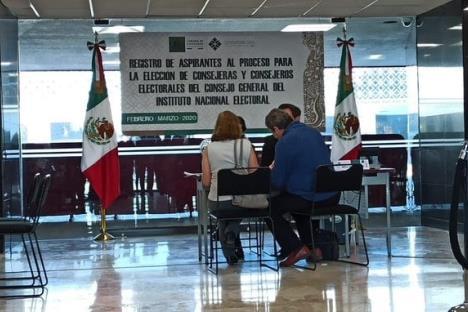 Arranca registro de aspirantes a consejeros del INE