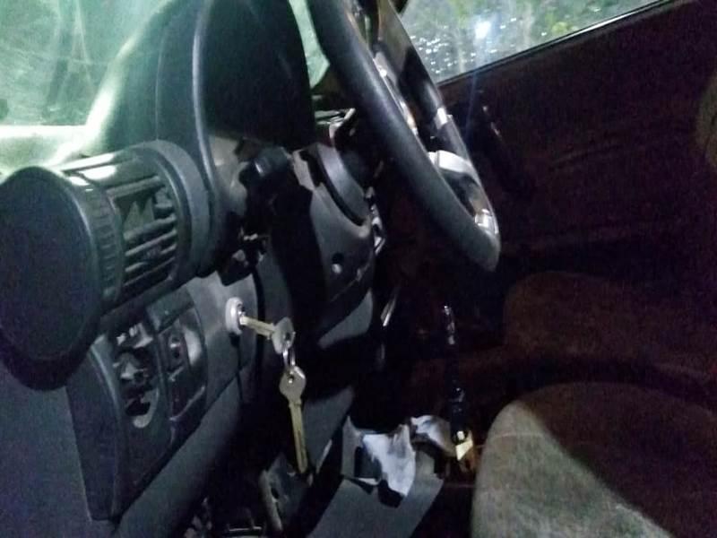 El detenido robaba vehículos de modelos antiguos.