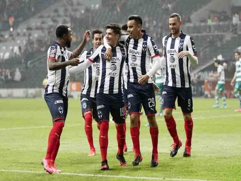 Festejando el gol de la victoria