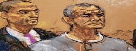 Confirman más pruebas contra García Luna