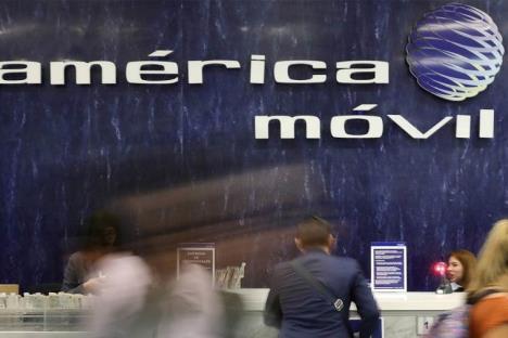Pagó América Móvil más de 8 mil mdp al SAT