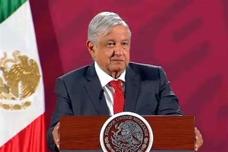 Mi gobierno no pondrá denuncia contra Peña Nieto