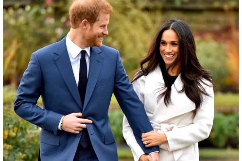 Meghan Markle y el príncipe Harry no usarán Sussex Royal