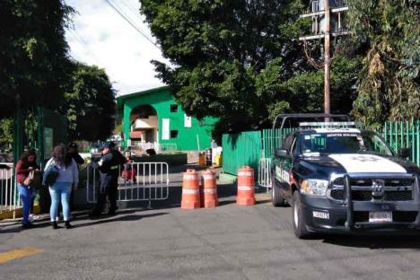 Presuntos feminicidas de Fátima arriban a Fiscalía