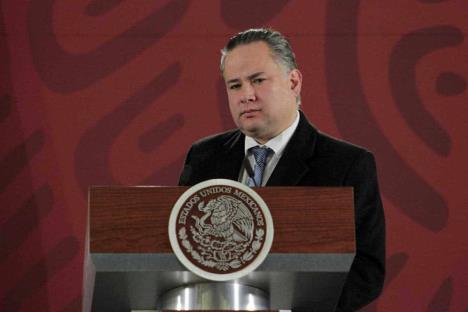 UIF desconoce si hay una investigación contra Peña Nieto