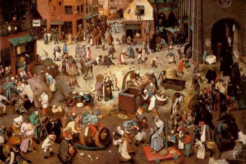 Los carnavales y la Cuaresma