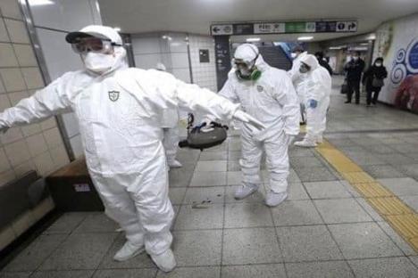 Crece número de contagios por Covid-19 en Corea del Sur