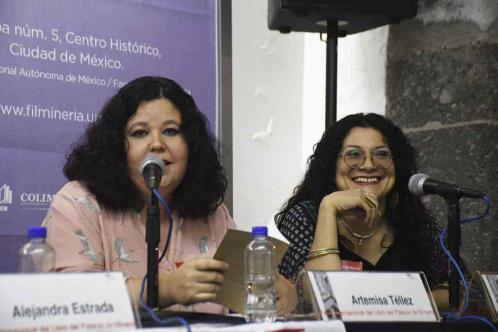 Escritoras se congregan contra la violencia de género