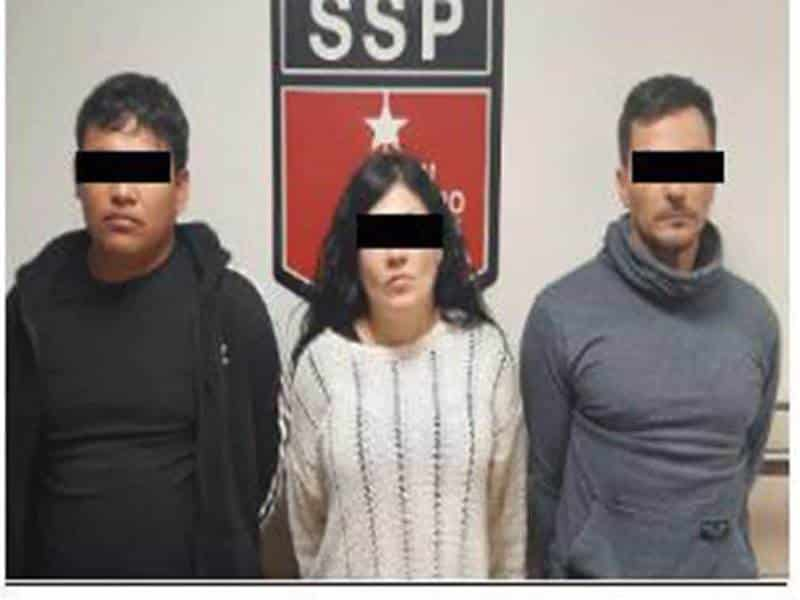 La banda México-colombiana atracaba residencias en San Pedro