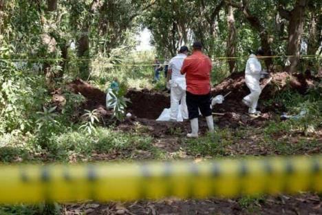 Reportan hallazgo de otra fosa clandestina en Veracruz