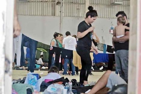 Piden proteger a migrantes en Expo