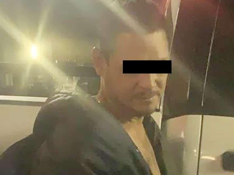 El detenifo fue hasta el trabajo de su pareja para golpearla