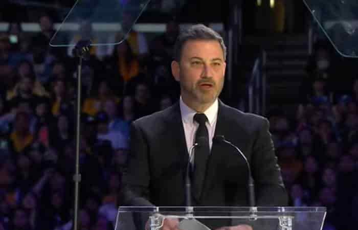 Jimmy Kimmel hizo de maestro de ceremonias