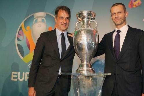 Evalúan suspender Eurocopa por coronavirus