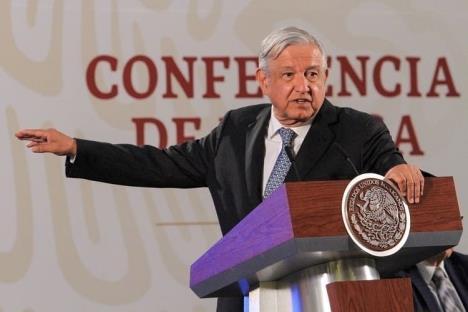 No somos machistas: López Obrador