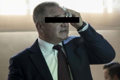 García Luna solicita salir bajo fianza de prisión preventiva