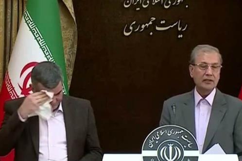 Diagnostican a viceministro de salud iraní con Covid-19