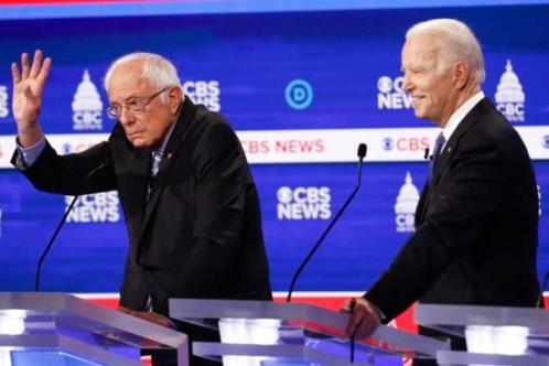 Atacan demócratas a Sanders por declaraciones sobre Cuba
