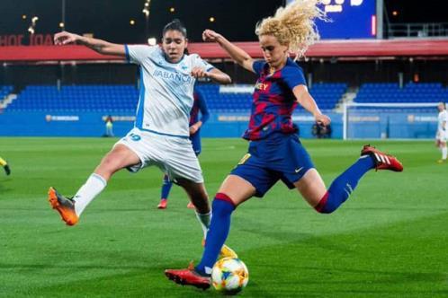 Barcelona femenil va a semifinales de la Copa de la Reina