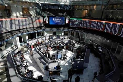 Bolsa Mexicana cae por tercer día