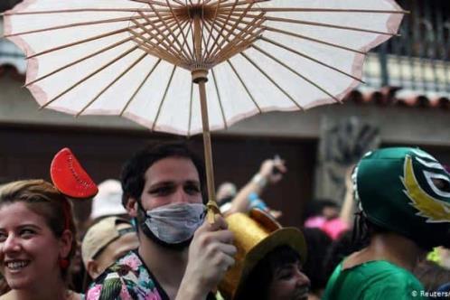 Confirman primer caso en Brasil
