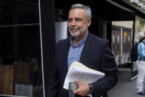 Queda Ramírez Cuéllar como presidente interino de Morena