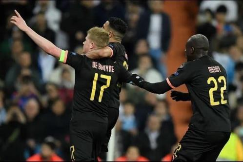 Manchester City remonta y da revés en casa de Real Madrid