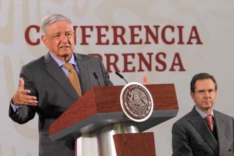 Asegura que México está preparado para enfrentar coronavirus