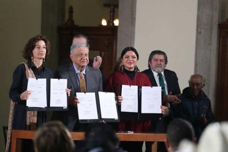 Unesco y Secretaría de Cultura fortalecerán lenguas indígena