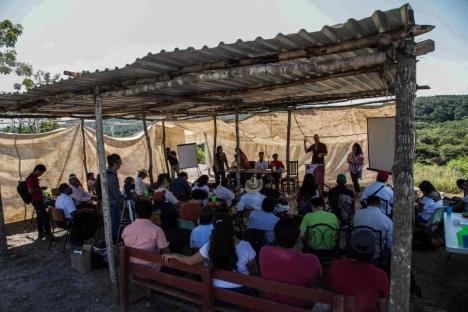Impiden ejecutar obras del Tren Maya en Calakmul