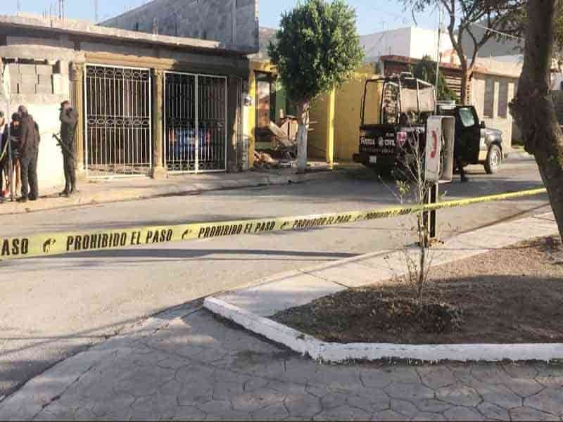 El Ex elemento recibió al menos cinco disparos