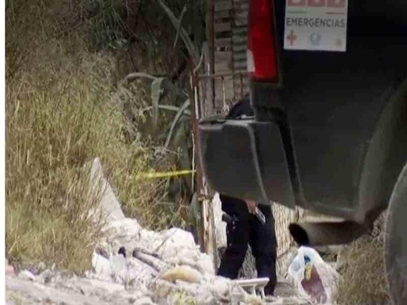 El ejecutado en Haciendas Las Escobas contaba con antecedentes por delitos contra la salud